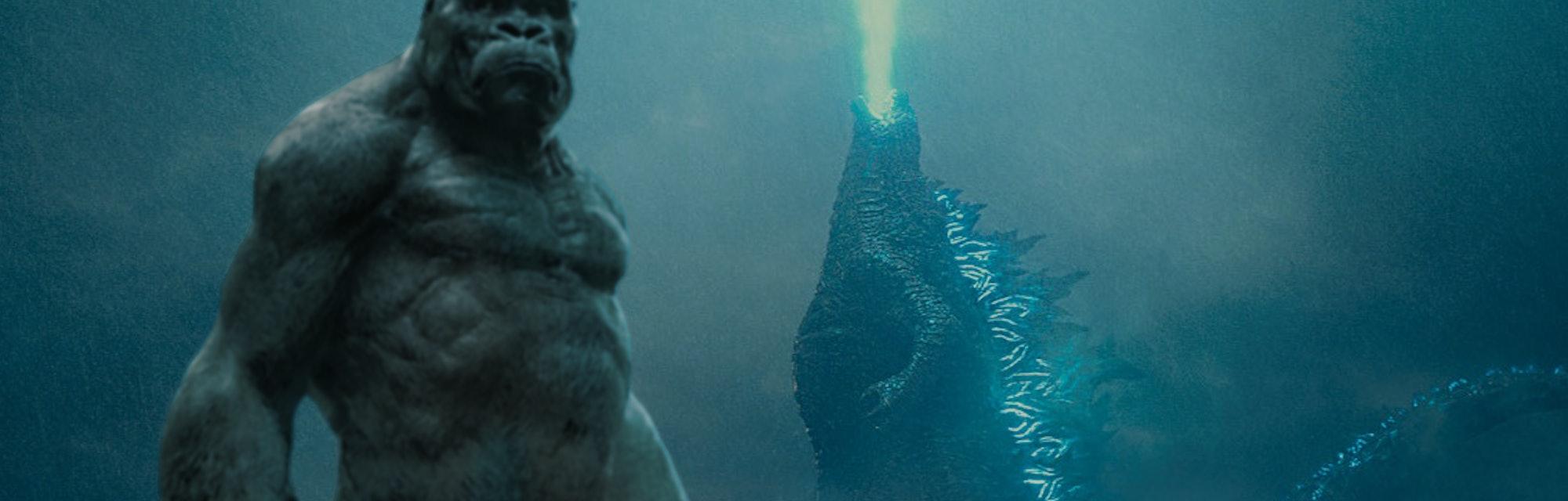 Godzilla Vs Kong Release Date Trailer Cast For The Next Monster Brawl