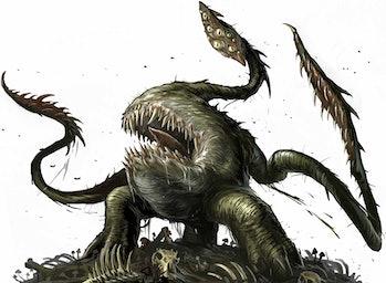 Dungeons & Dragons Otyugh