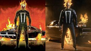 Robbie Reyes Marvel Ghost Rider