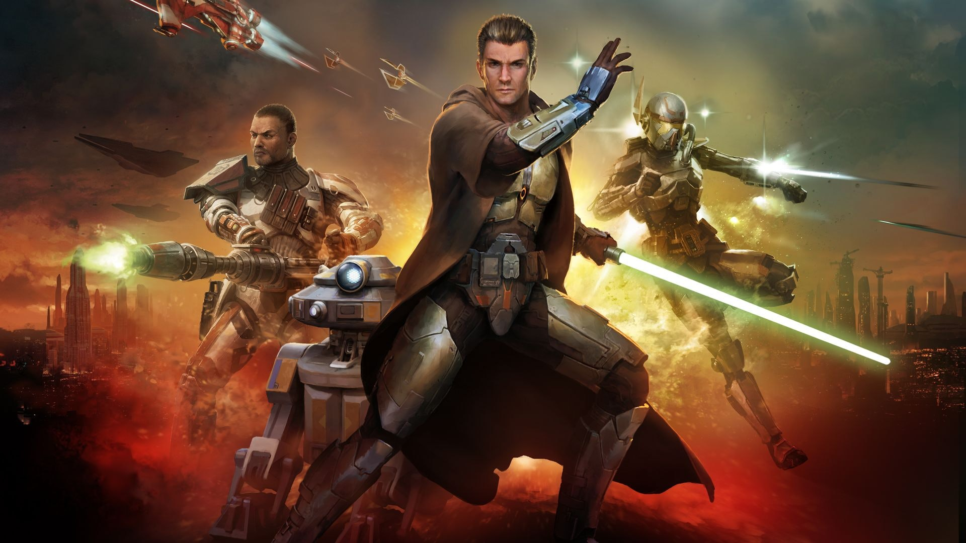 Star Wars Theory New Trilogy Won T Be Set In Kotor Timeline