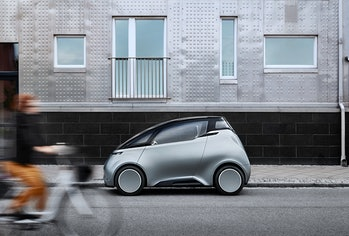 Uniti One on the road.