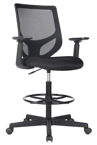 Smug Desk Tall Office Chair for Standing Desk