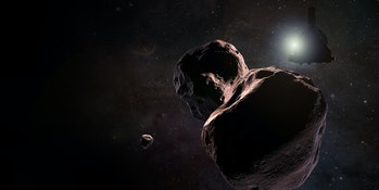 ultima Thule NASA