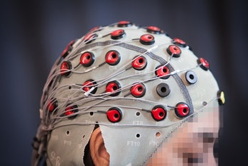 brain wave helmet