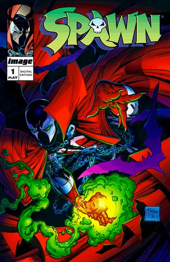 Spawn Comics Image