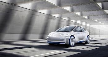 Volkswagen electric car concept