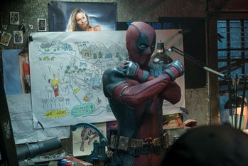 Deadpool 2 Ryan Reynolds Marvel Universe