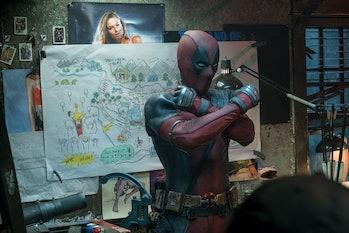 Deadpool 2 Ryan Reynolds Marvel Universe