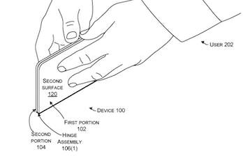 microsoft andromeda patent