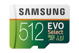 Samsung 512GB MicroSD Card
