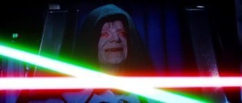 return of the jedi palpatine