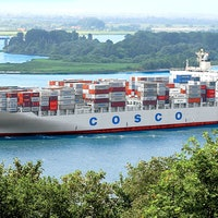 Panama Canal Prepares for First Mega Containerships After Panamax Widenings