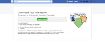download facebook data cambridge analytica