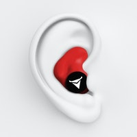 Custom Fit Wireless Earphones Offer Great Sound and Comfort.