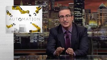 John Oliver Automation