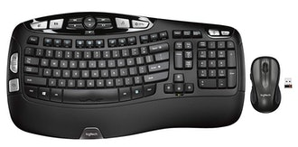 Logitech Wireless Wave Keyboard and Mouse Combo