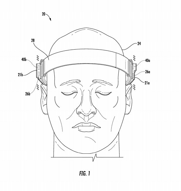 apple headband concept