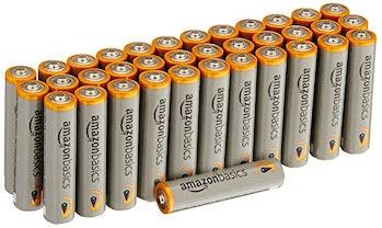 AmazonBasics AAA Performance Alkaline Batteries