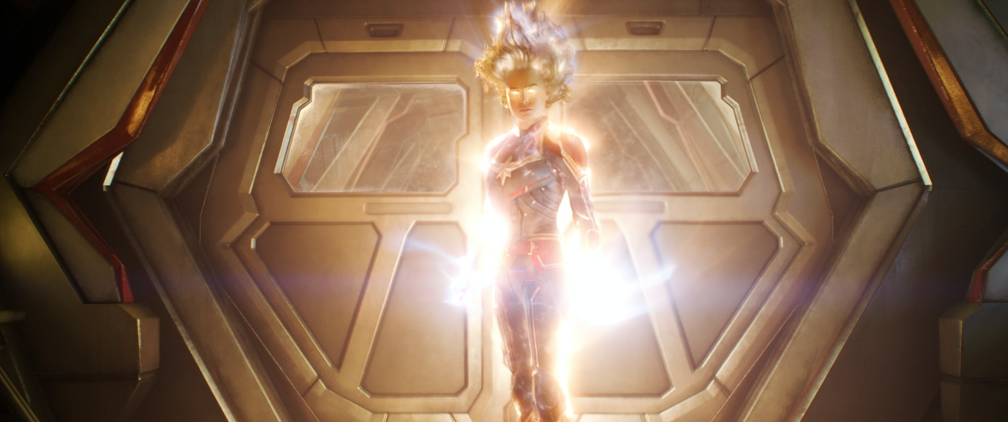 Captain Marvel Binary Form
