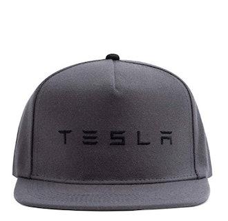 Tesla Snapback Hat