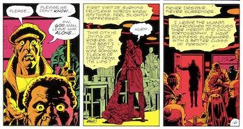 Rorschachjournal Watchmen HBO