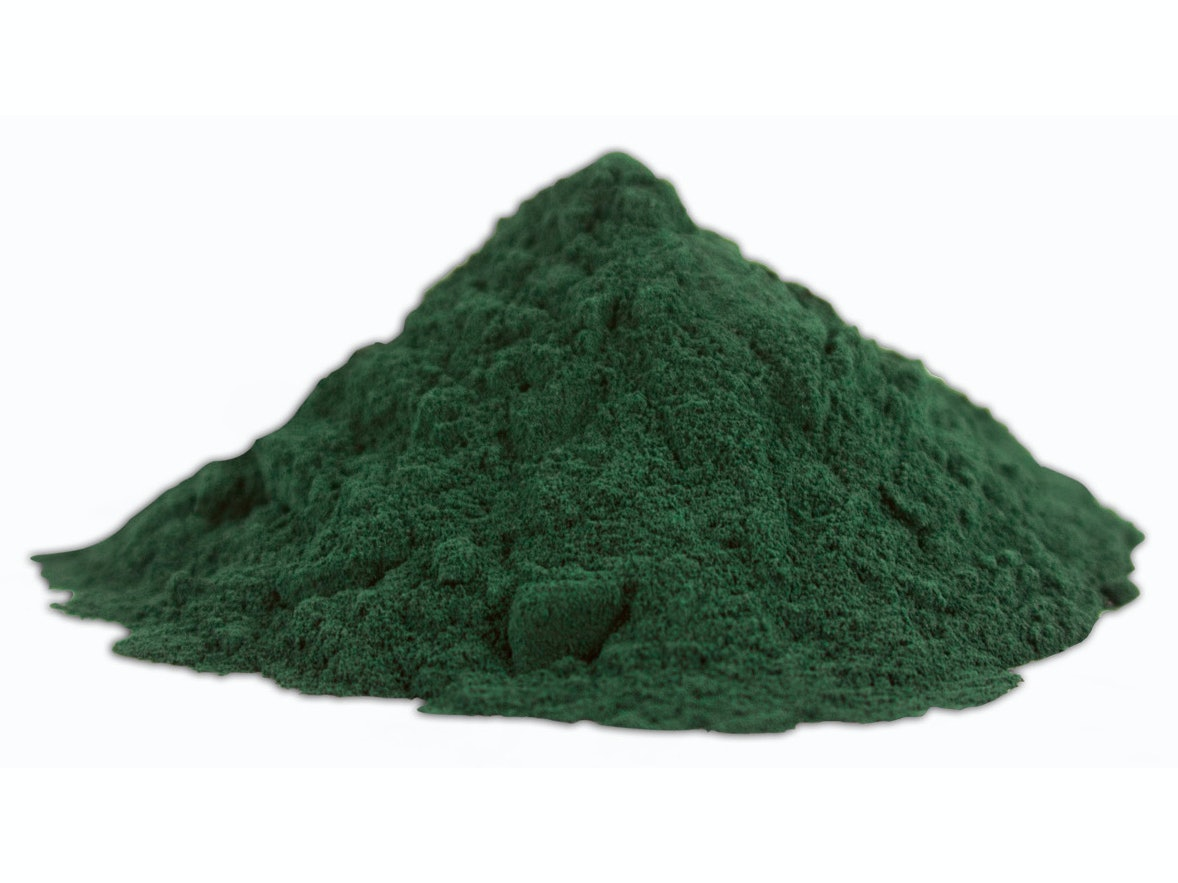 Spirulina is the lucky new trend