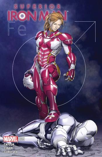 Superior Iron Man Pepper Potts