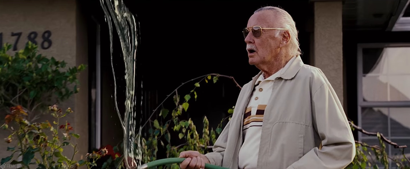 X-Men The LAst Stand Stan Lee