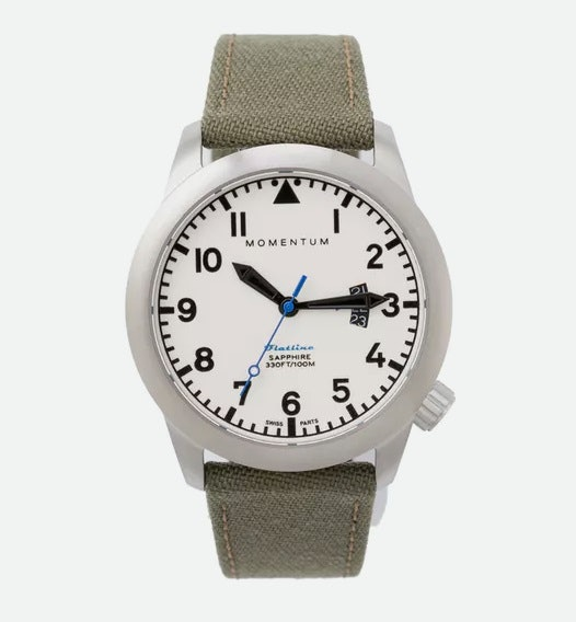 Momentum WatchesFlatline 42 Fabric