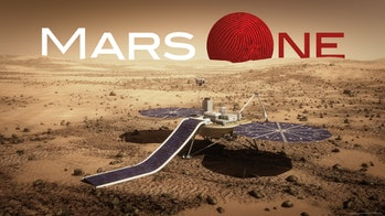Mars One says it won't send humans to Mars before 2031.