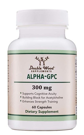 Alpha GPC Choline Supplement