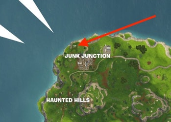 'Fortnite' Hunting Party Challenge Week 4
