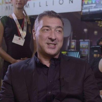 """VR evangelist"" Alexandre Tomic"