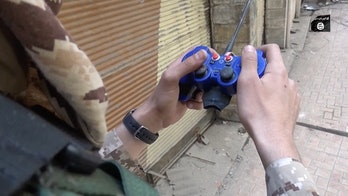 The Playstation Controller used to guide ISIS's UGV suicide drones.