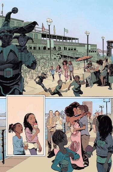 DC Vertigo Sandman Domo