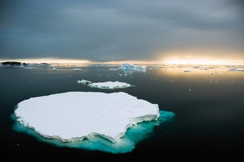 Antartica's ice sheets