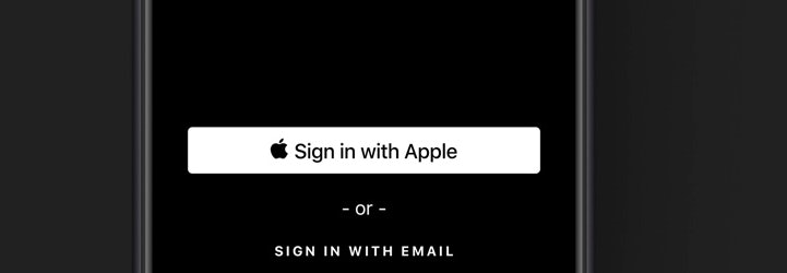 """""""Sign in with Apple"""" cuts offs of the data supply flow to Facebook and Google if you previously signed into apps with Google or Facebook."""