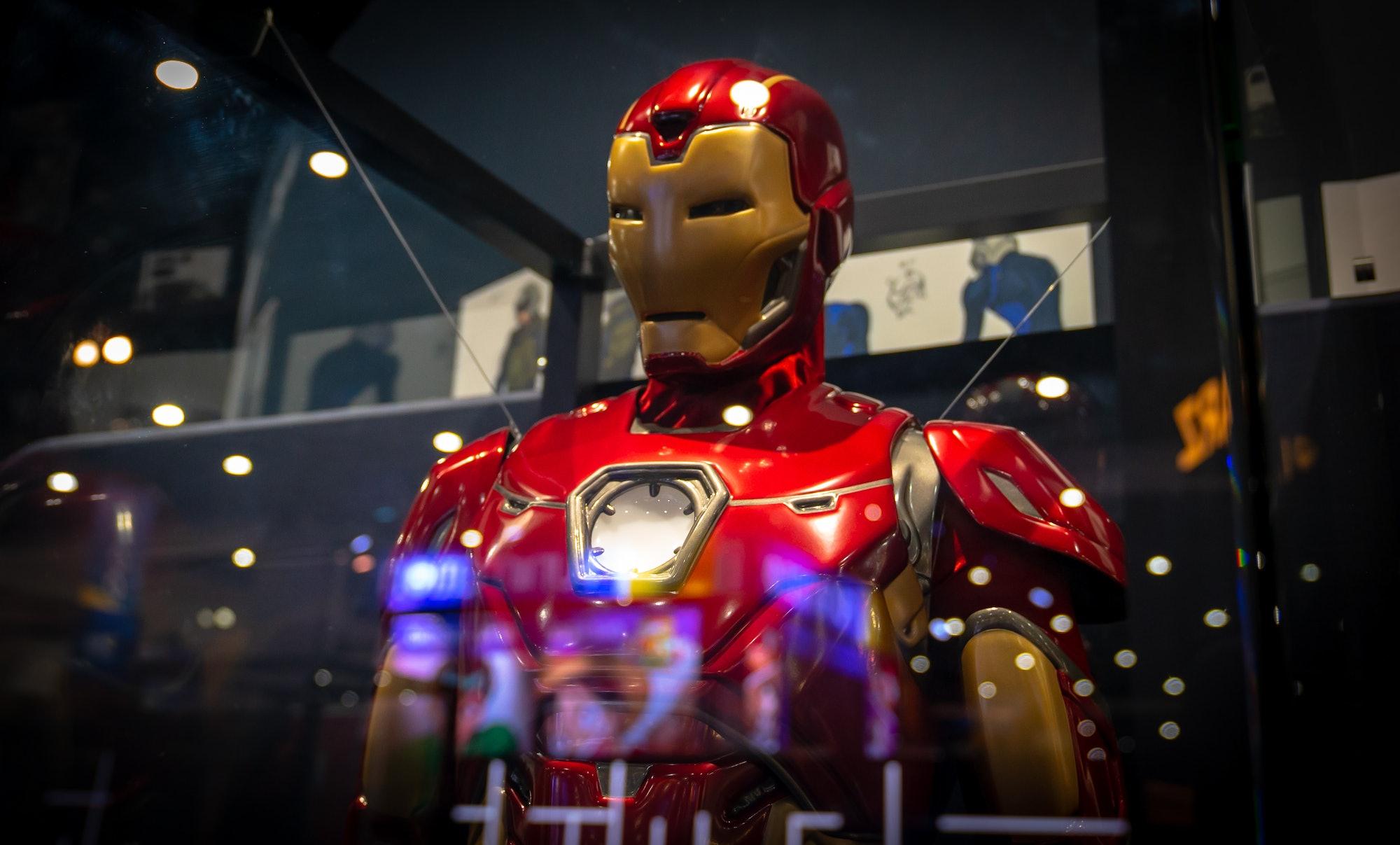 Iron Man in 'Marvel's Avengers'