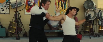 Quentin Tarantino Once Upon a Time in Hollywood Bruce Lee