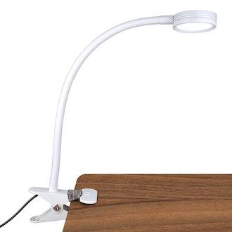 LEPOWER Metal Clip-On Light