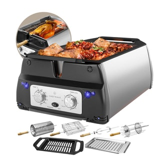 ChefWave Smokeless Indoor Electric Grill