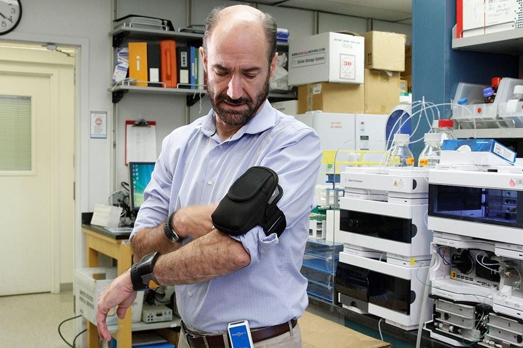wearables environmental sensing