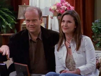 frasier work spouse