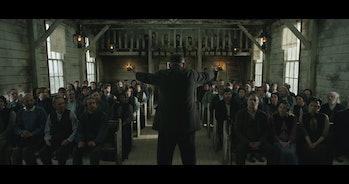 Apostle scene