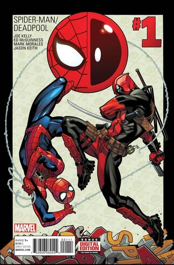 Deadpool Spider-Man