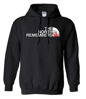 North Remembers Got Thrones Hoodie Sweatshirt Sweater Pullover - Unisex