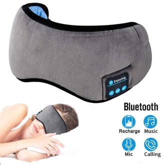 Bluetooth Eye Mask Sleep Headphones
