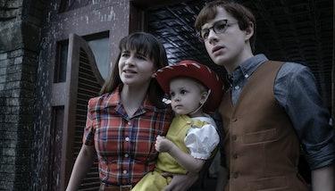 TheBaudelaire orphans.