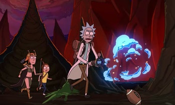 rick and morty episode 4