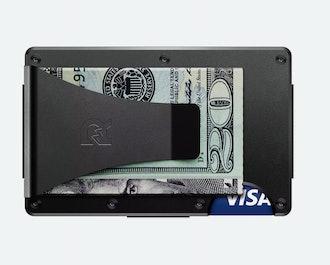 Ridge WalletAluminum Wallet + Money Clip